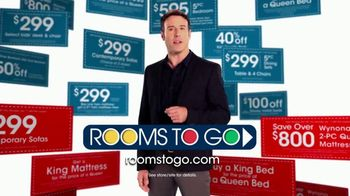 Rooms to Go Coupon Sale TV Spot, 'Three Days Only' - Thumbnail 10
