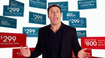 Rooms to Go Coupon Sale TV Spot, 'Three Days Only' - Thumbnail 6