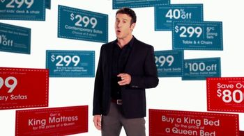 Rooms to Go Coupon Sale TV Spot, 'Three Days Only' - Thumbnail 9