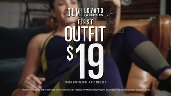 Fabletics.com Demi Lovato Collection TV Spot, 'Stand-Out Pieces' - Thumbnail 10