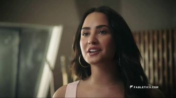 Fabletics.com Demi Lovato Collection TV Spot, 'Stand-Out Pieces' - Thumbnail 3