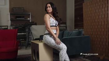 Fabletics.com Demi Lovato Collection TV Spot, 'Stand-Out Pieces' - Thumbnail 6