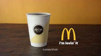 McDonald's McCafe Coffee TV Spot, 'Something Aromatic' - Thumbnail 9