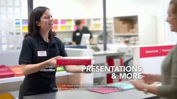 Office Depot OfficeMax TV Spot, 'Taking Care of Taxes' - Thumbnail 5