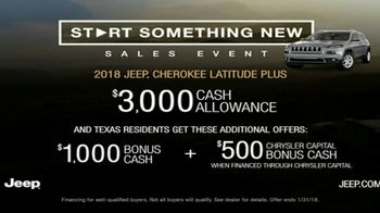 Jeep Start Something New Sales Event TV Spot, 'Elevate: SUV Lineup' [T2] - Thumbnail 9