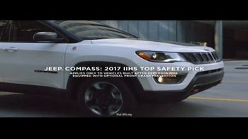 Jeep Start Something New Sales Event TV Spot, 'Elevate: SUV Lineup' [T2] - Thumbnail 4