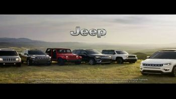 Jeep Start Something New Sales Event TV Spot, 'Elevate: SUV Lineup' [T2] - Thumbnail 8
