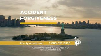 Liberty Mutual Accident Forgiveness TV Spot, 'Nobody's Perfect' - Thumbnail 6