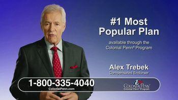 Colonial Penn TV Spot, 'Juggling Act' Featuring Alex Trebek - Thumbnail 3