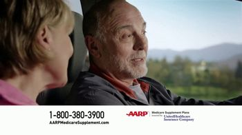 UnitedHealthcare AARP Medicare Supplement Plans TV Spot, 'Car Talk' - Thumbnail 6