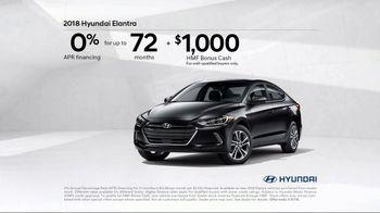 2018 Hyundai Elantra TV Spot, 'Sold' [T2] - Thumbnail 9
