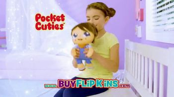 FlipKins TV Spot, 'Transformable Flipping Friends' - Thumbnail 7