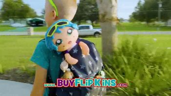 FlipKins TV Spot, 'Transformable Flipping Friends' - Thumbnail 2