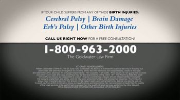 Goldwater Law Firm TV Spot, 'Medical Mistake' - Thumbnail 7