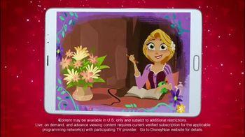DisneyNOW App TV Spot, 'Tangled Shorts' - Thumbnail 6