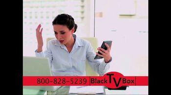 Black TV Box TV Spot, 'No High Monthly Bills' - Thumbnail 1