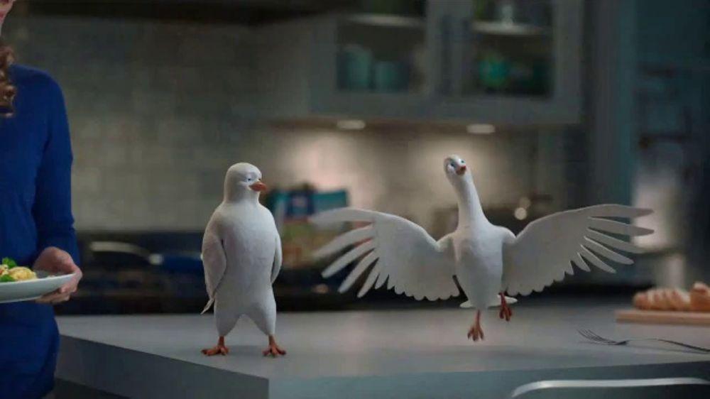 Birds Eye Voila! Skillet Meals TV Commercial, 'Fifteen Minutes to Make'