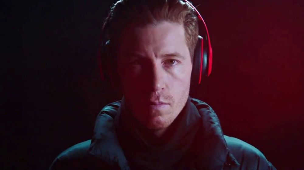 Beats by Dre TV Commercial, 'Above the Noise' Feat  Shaun White, Song by  G-Eazy - Video