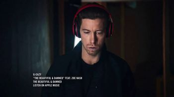 Beats by Dre TV Spot, 'Above the Noise' Feat. Shaun White, Song by G-Eazy - Thumbnail 2
