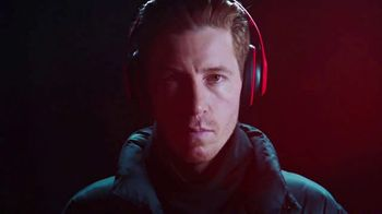 Beats by Dre TV Spot, 'Above the Noise' Feat. Shaun White, Song by G-Eazy