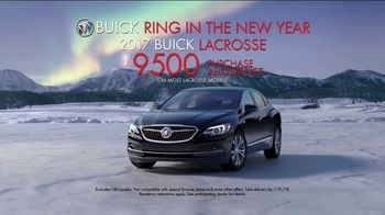 Buick Ring in the New Year TV Spot, 'Leave the Return Behind' [T1] - Thumbnail 7