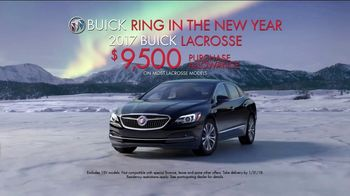 Buick Ring in the New Year TV Spot, 'Leave the Return Behind' [T1] - Thumbnail 8