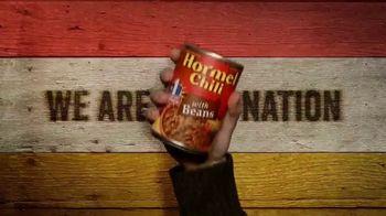 Hormel Chili With Beans TV Spot, 'Chili Nation' - Thumbnail 8