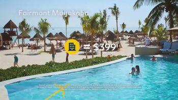 Expedia TV Spot, 'Fairmont Mayakoba' - Thumbnail 6