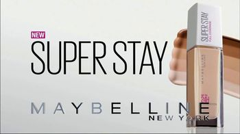 Maybelline SuperStay Foundation TV Spot, 'Full Coverage' - Thumbnail 9