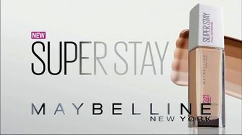 Maybelline SuperStay Foundation TV Spot, 'Full Coverage' - Thumbnail 4