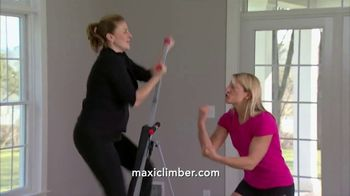MaxiClimber TV Spot, 'One Easy Move' - Thumbnail 8