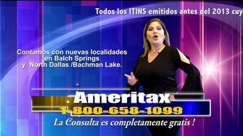 Ameritax TV Spot, 'Renueva su ITIN' [Spanish] - Thumbnail 1