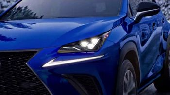 2018 Lexus NX 300 TV Spot, 'Cabin Fever' Song by Farmdale [T2] - Thumbnail 4