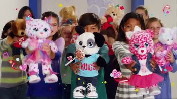 Build-A-Bear Workshop TV Spot,'Valentine's Day 2018: A Gift With Heart'