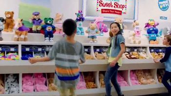 Build-A-Bear Workshop TV Spot,'Valentine's Day 2018:Give a Gift With Heart'