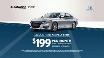 AutoNation Sales Drive TV Spot, 'Big Drive' - Thumbnail 4