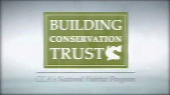 Building Conservation Trust TV Spot, 'Habitats'