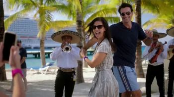 Carnival TV Spot, '¿Es posible visitar el mundo entero?' [Spanish] - Thumbnail 7
