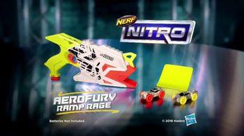 Nerf Nitro AeroFury Ramp Rage TV Spot, 'Rapid Fire' - Thumbnail 8