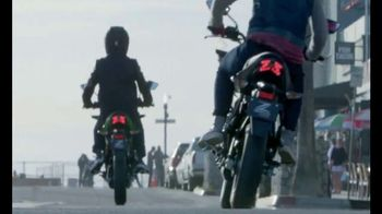Kawasaki Z125 Pro TV Spot, 'Designed to Revolt' - Thumbnail 6
