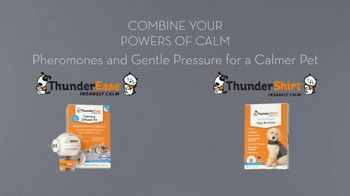 ThunderShirt & ThunderEase TV Spot, 'Combine the Powers of Calm' - Thumbnail 6