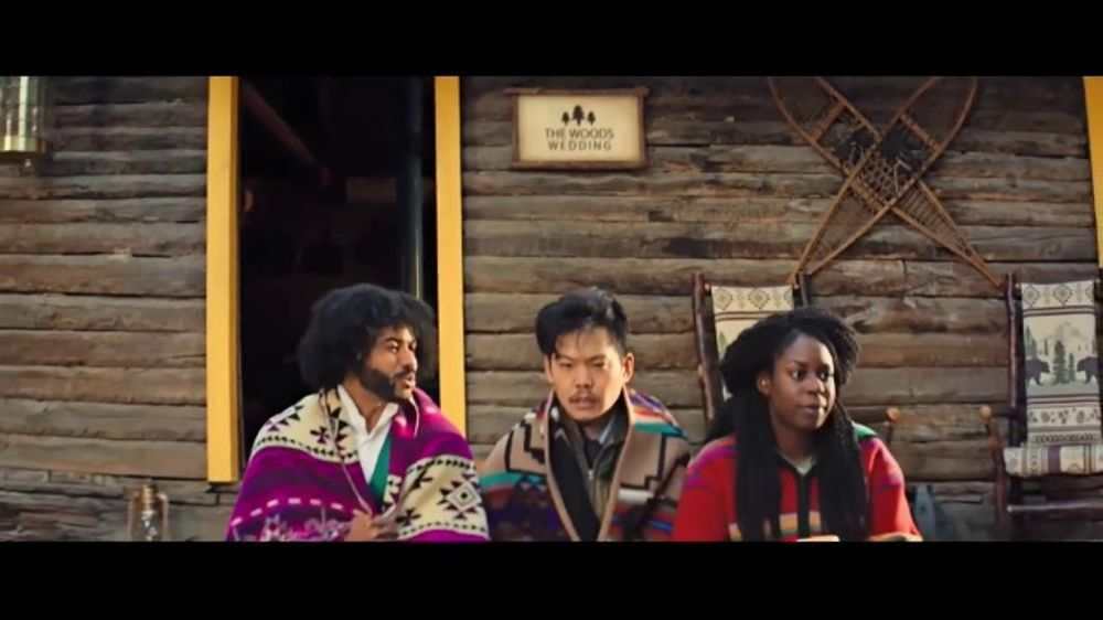 Zelle TV Commercial, 'How Money Moves: Wedding Weekend' Featuring Daveed Diggs