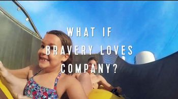 Royal Caribbean Cruise Lines TV Spot, 'Bravery Loves Company' Song by Mapei