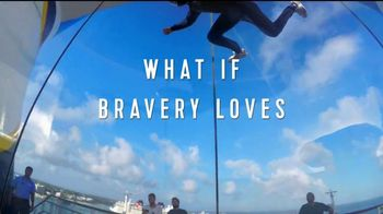 Royal Caribbean Cruise Lines TV Spot, 'Bravery Loves Company' Song by Mapei - Thumbnail 2