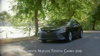 2018 Toyota Camry TV Spot, 'Vive: inspiración' [Spanish] [T2] - Thumbnail 7