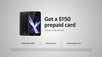 XFINITY Mobile TV Spot, 'One Thing: Prepaid Card' - Thumbnail 8