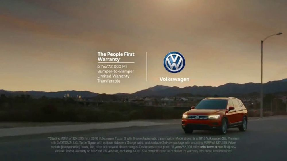 Volkswagen Commercial Actors >> Volkswagen Tiguan TV Commercial, 'Meteor' - iSpot.tv