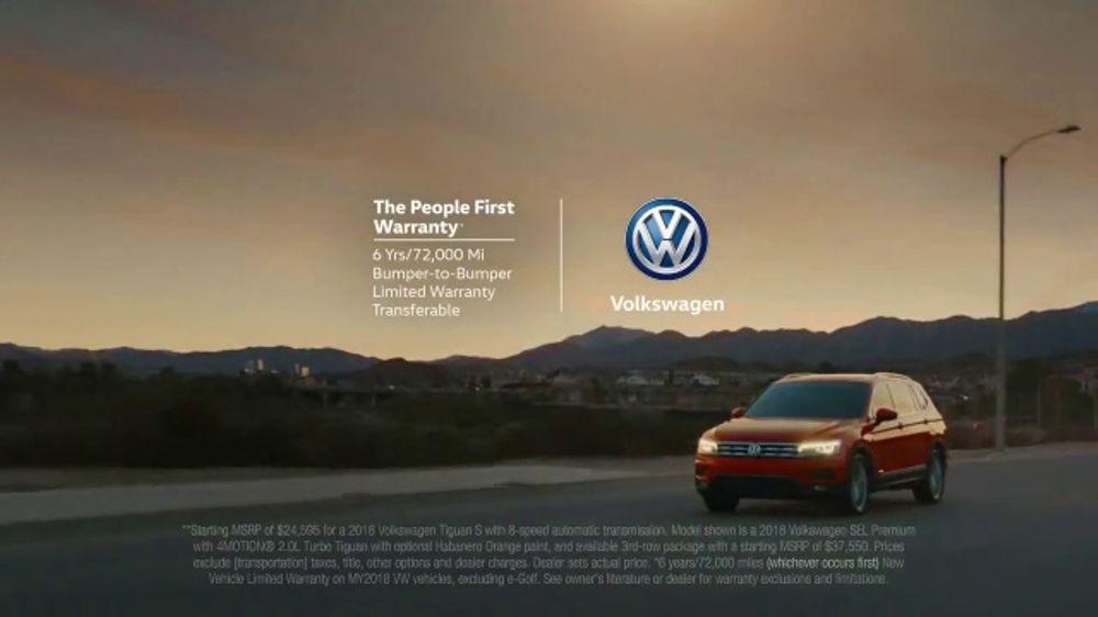 Subaru Forester Commercial Song >> Volkswagen Tiguan TV Commercial, 'Meteor' [T1] - iSpot.tv