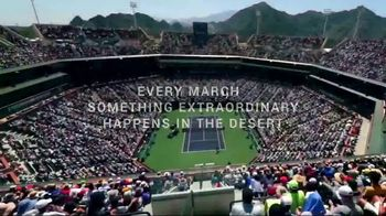 2018 BNP Paribas Open TV Spot, 'In Full Bloom' - Thumbnail 2