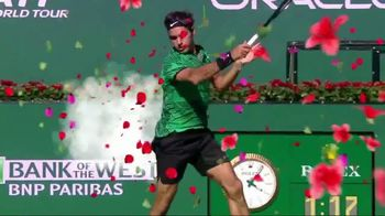 2018 BNP Paribas Open TV Spot, 'In Full Bloom' - Thumbnail 3